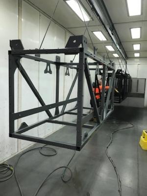 Powder-coating-frames